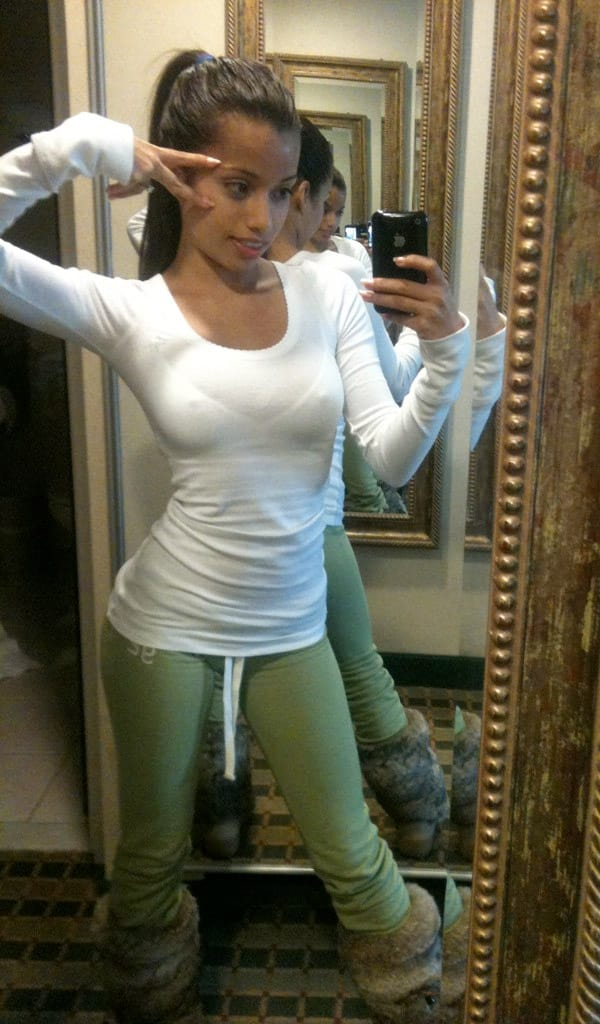 Lupe Fuentes In Yoga Pants  Hot Girls In Yoga Pants  Best Yoga Pants-6495