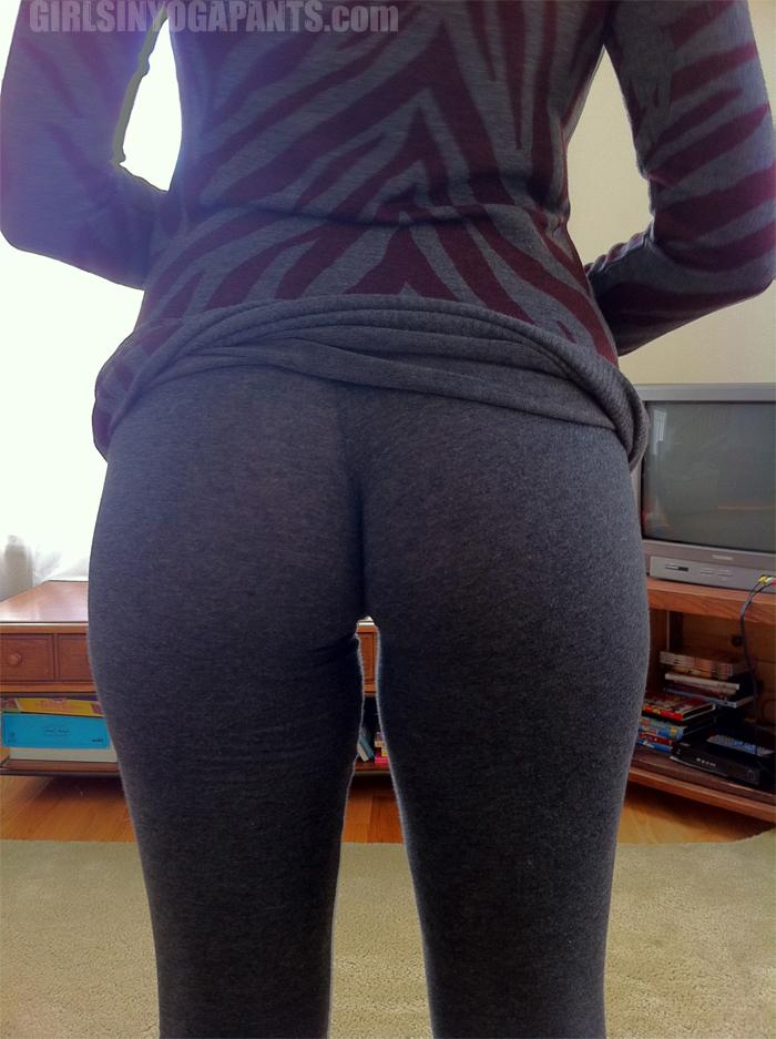 PAINTED ON - Girls In Yoga Pants