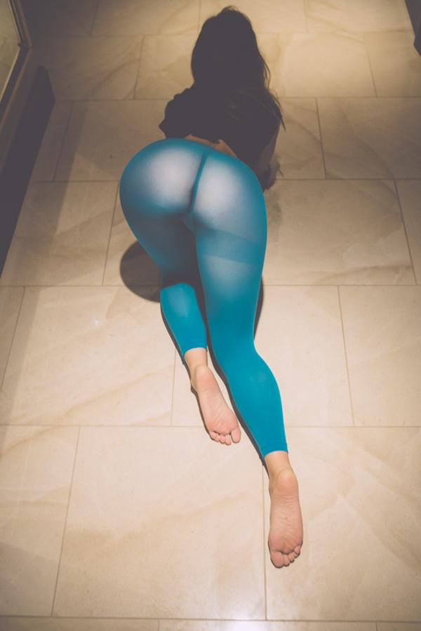 Remy LaCroix In See-through Yoga Pants Yoga Pants, Girls ...